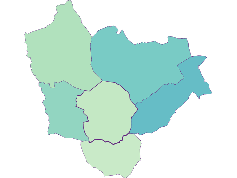 Share of foreigners in Kemeten