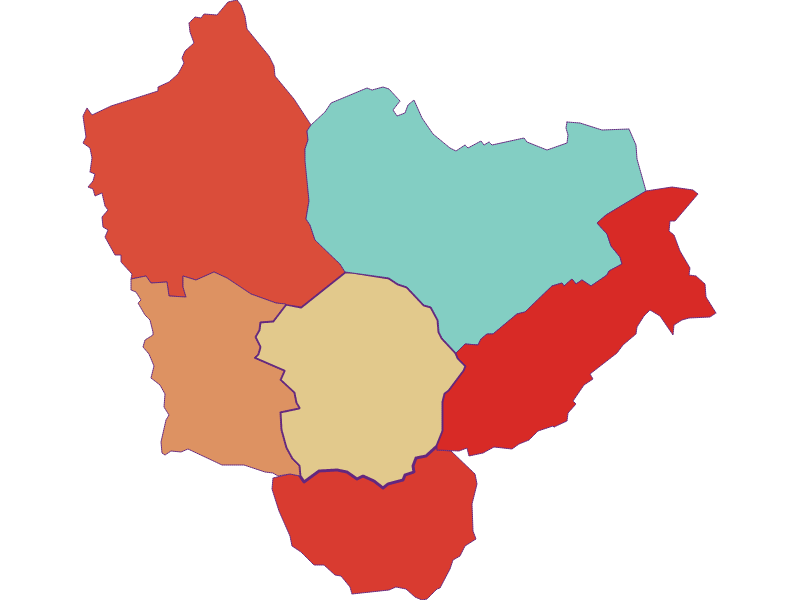 Population development since 1900 in Kemeten
