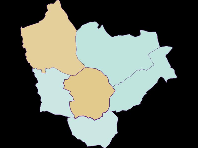 Population development since 2011 in Kemeten