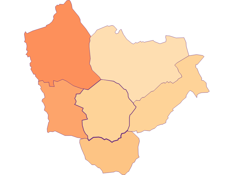 Household size in Kemeten