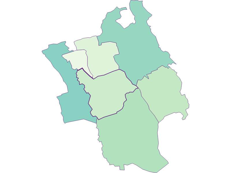 Share of foreigners in Loipersdorf-Kitzladen