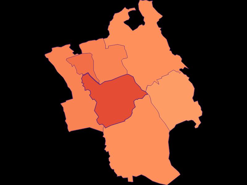 Household size in Loipersdorf-Kitzladen