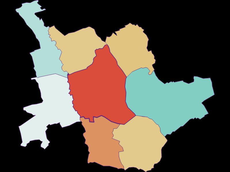 Population development since 1900 in Markt Allhau