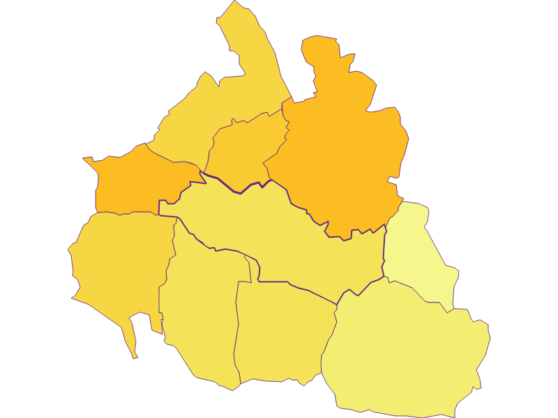 Population density in Mischendorf
