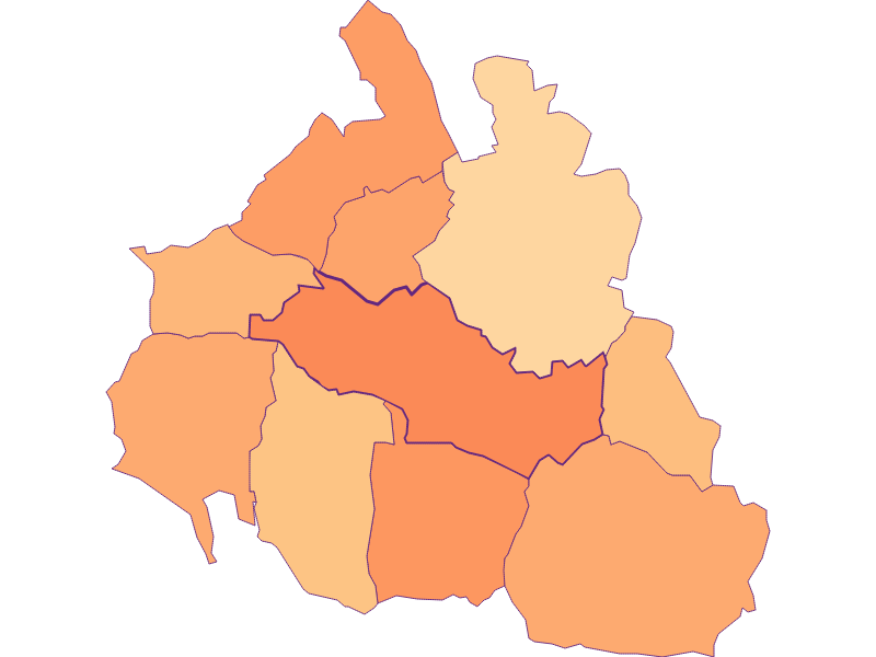 Household size in Mischendorf