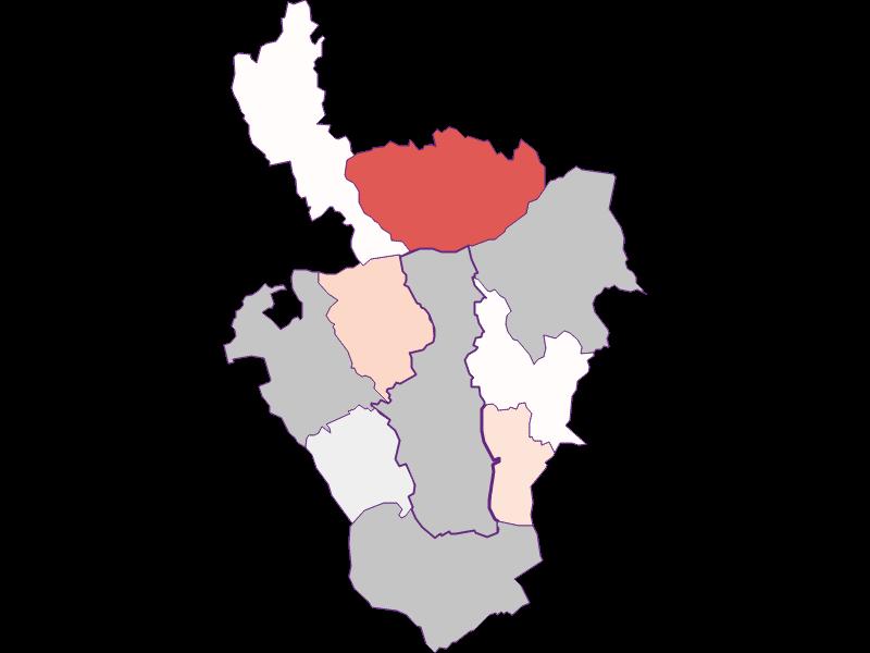 Activity rate in Oberschützen