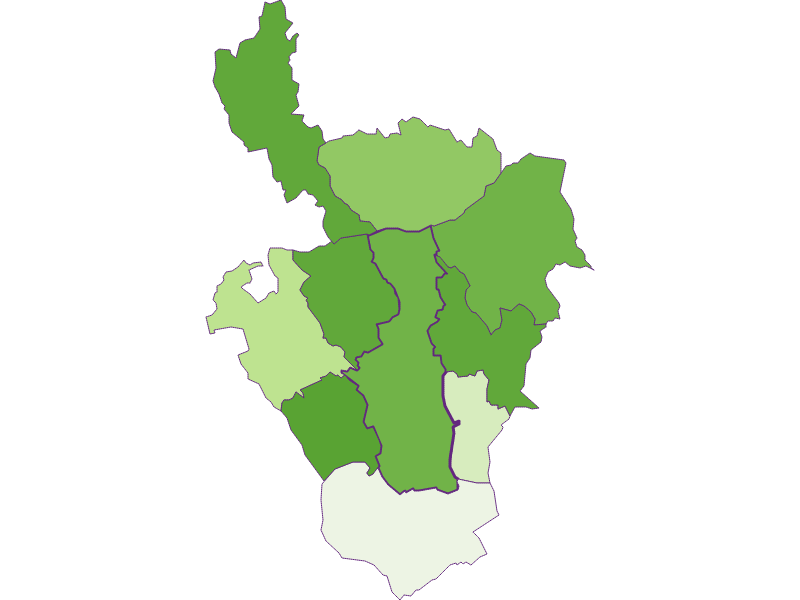 Settlement in Oberschützen