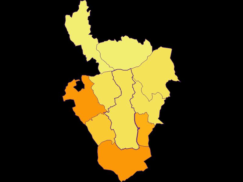 Population density in Oberschützen