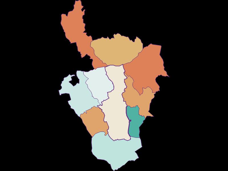 Population development since 2011 in Oberschützen