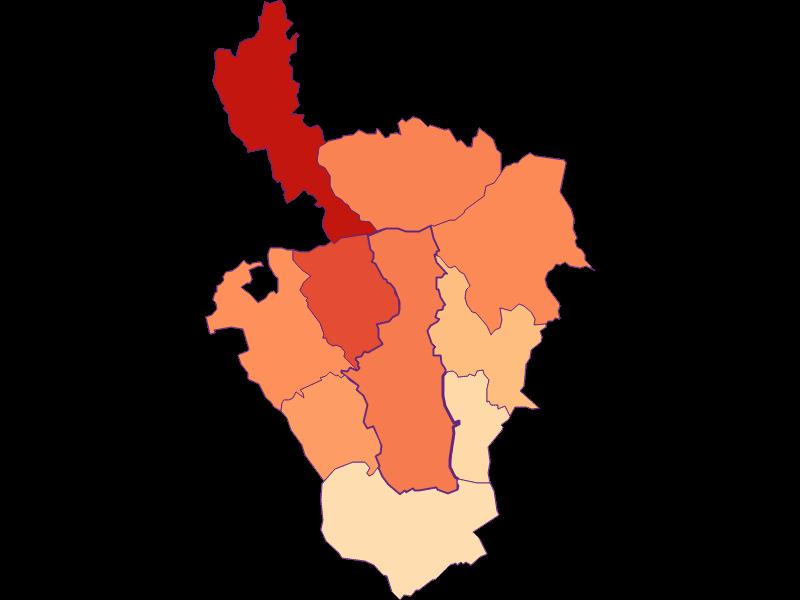 Household size in Oberschützen