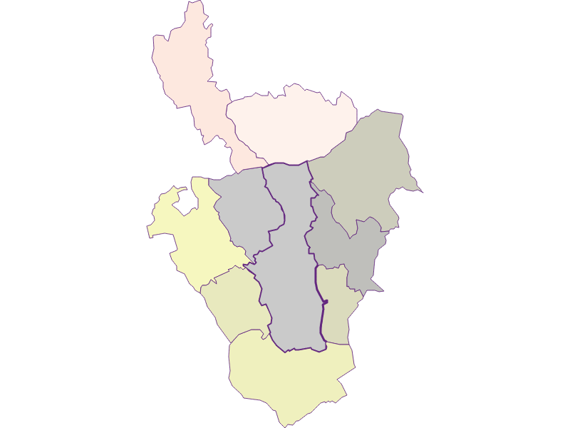 Farmers (comparison to federal state) in Oberschützen