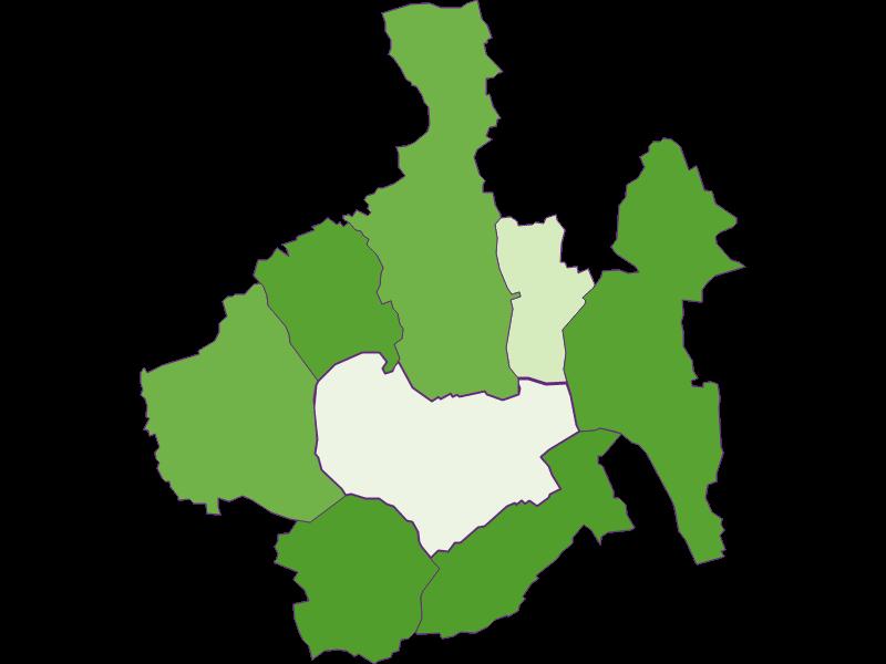 Заселенность в Oberwart
