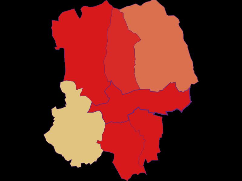 Population development since 1900 in Schachendorf