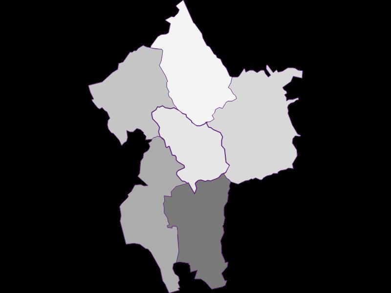 Activity rate in Unterkohlstätten