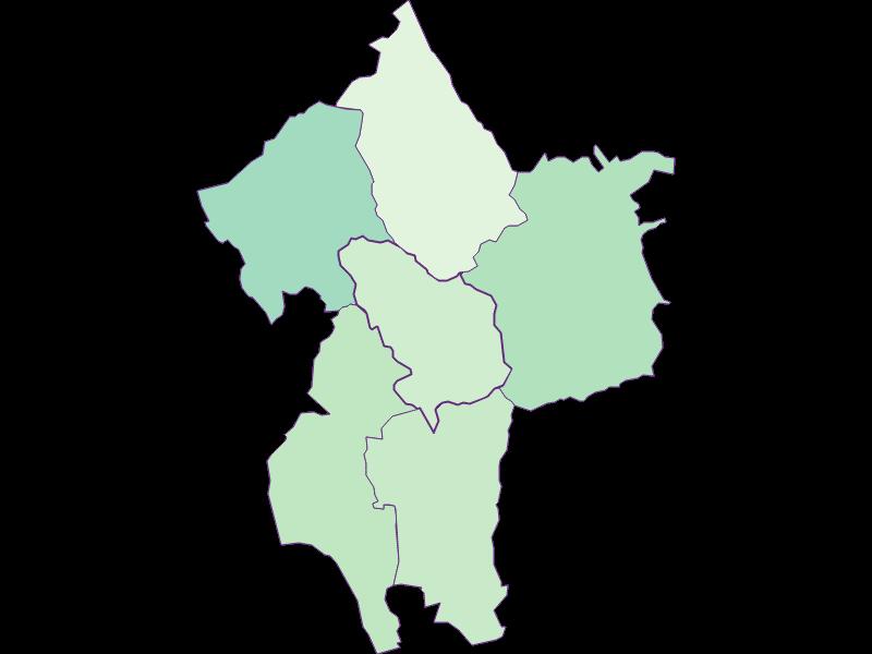 Share of foreigners in Unterkohlstätten