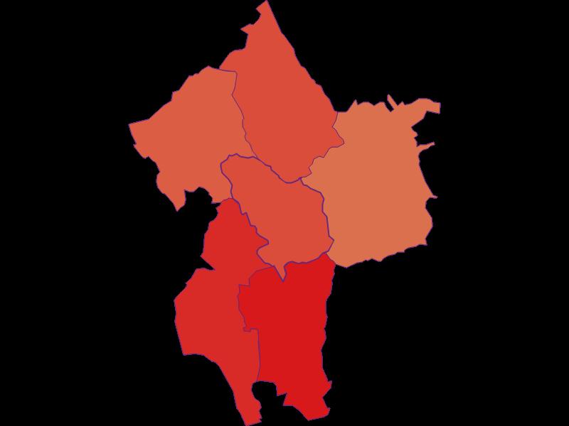 Population development since 1869 in Unterkohlstätten