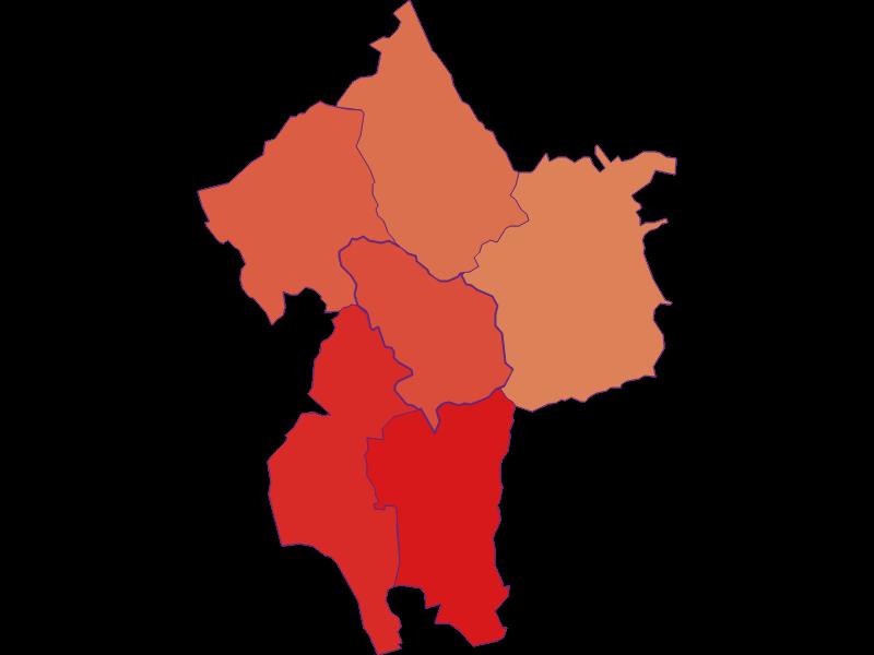 Population development since 1900 in Unterkohlstätten