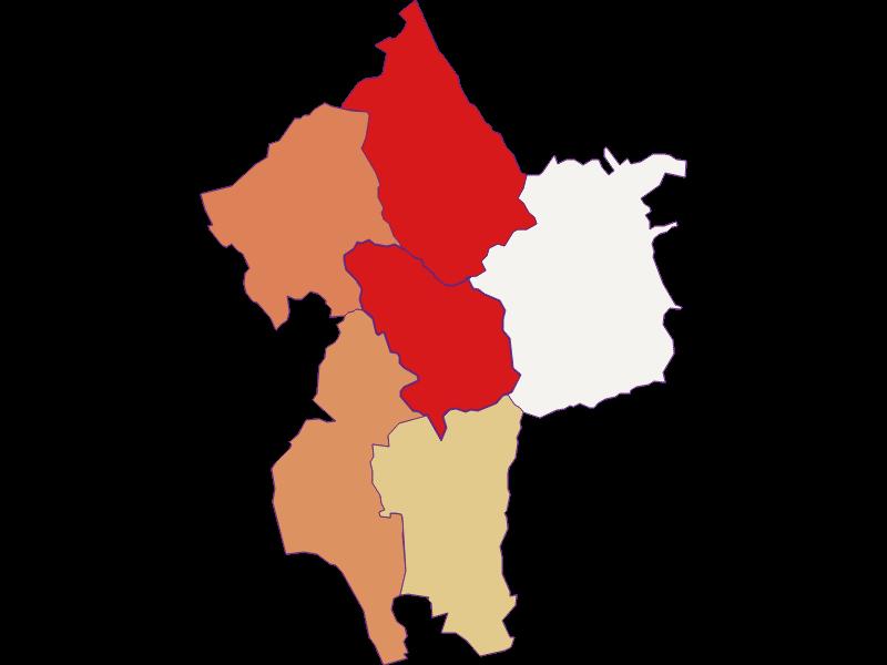 Population development since 2011 in Unterkohlstätten