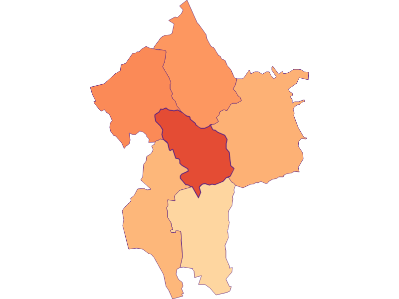Household size in Unterkohlstätten