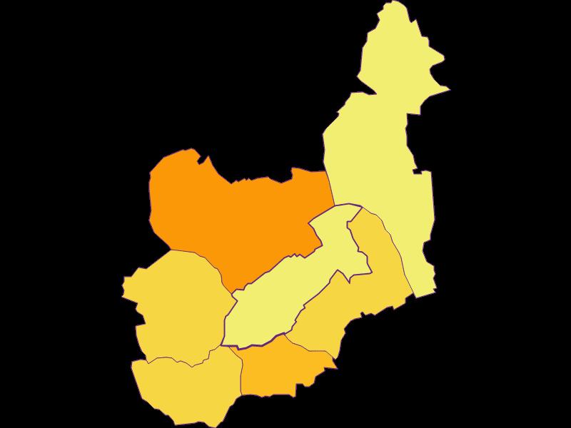 Population density in Unterwart
