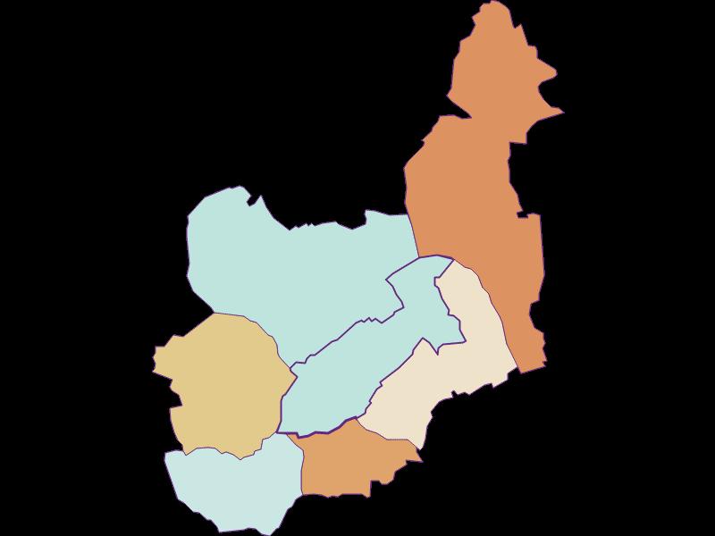 Population development since 2011 in Unterwart