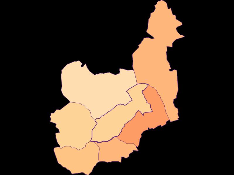 Household size in Unterwart