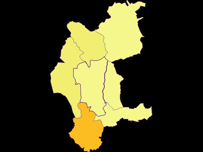 Плотность населения в Weiden bei Rechnitz
