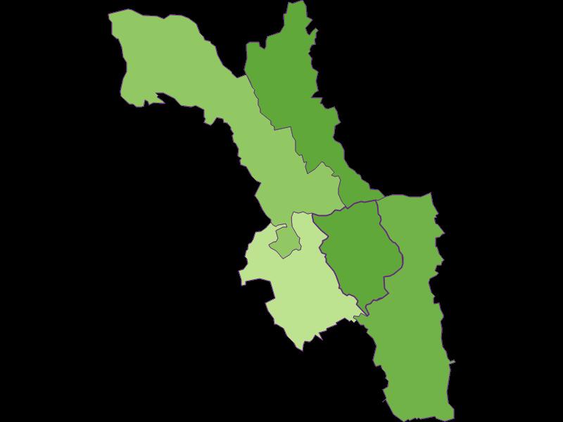 Settlement in Wiesfleck