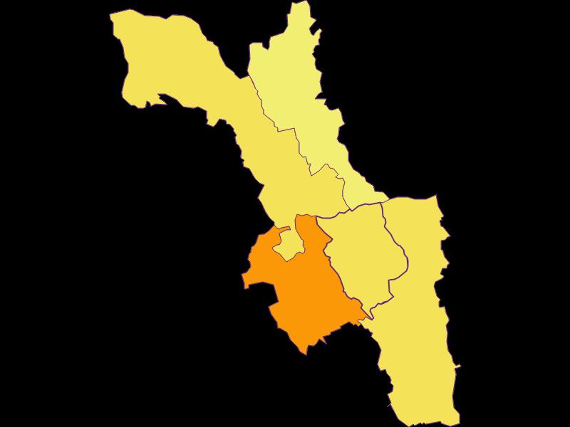 Population density in Wiesfleck