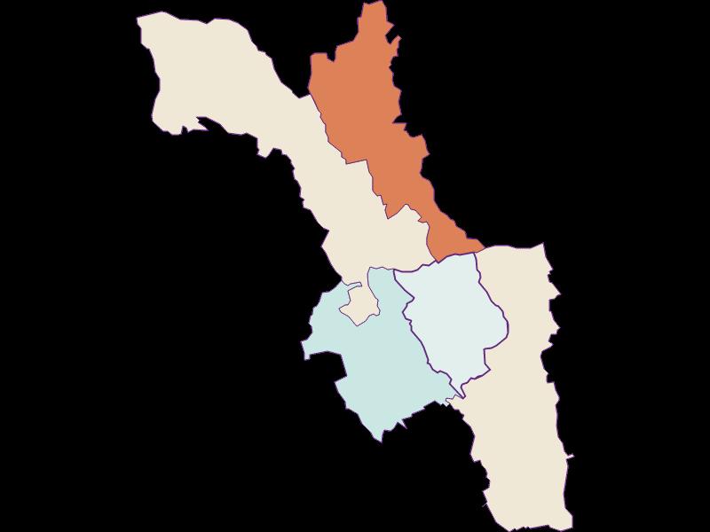 Population development since 2011 in Wiesfleck