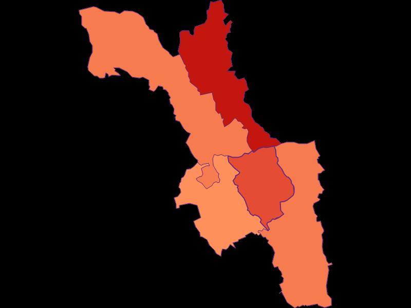Household size in Wiesfleck