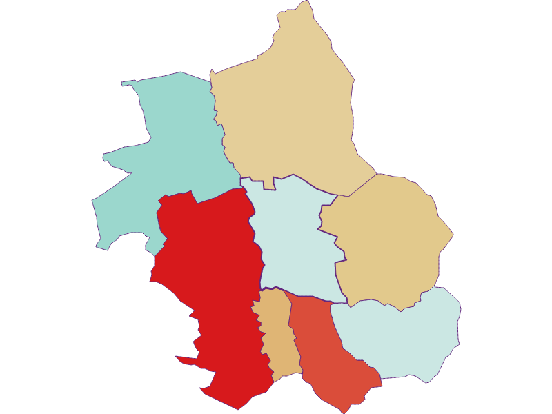 Population development since 2011 in Wolfau