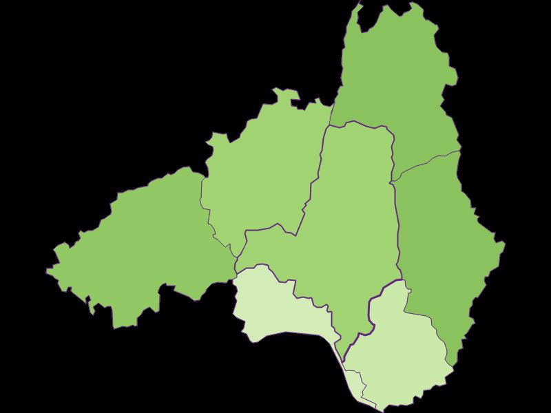 Settlement in Waldhausen im Strudengau