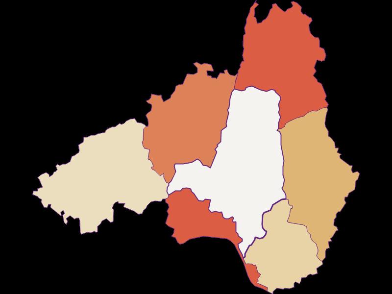 Population development 1869-2018 | Waldhausen im Strudengau