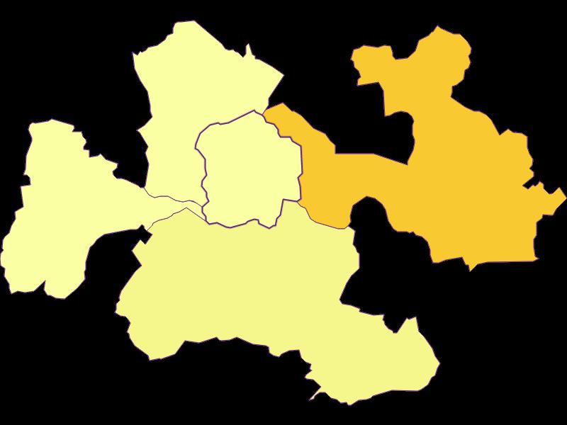 Bevölkerungsdichte   Gramais