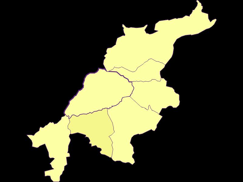 Bevölkerungsdichte   Hinterhornbach