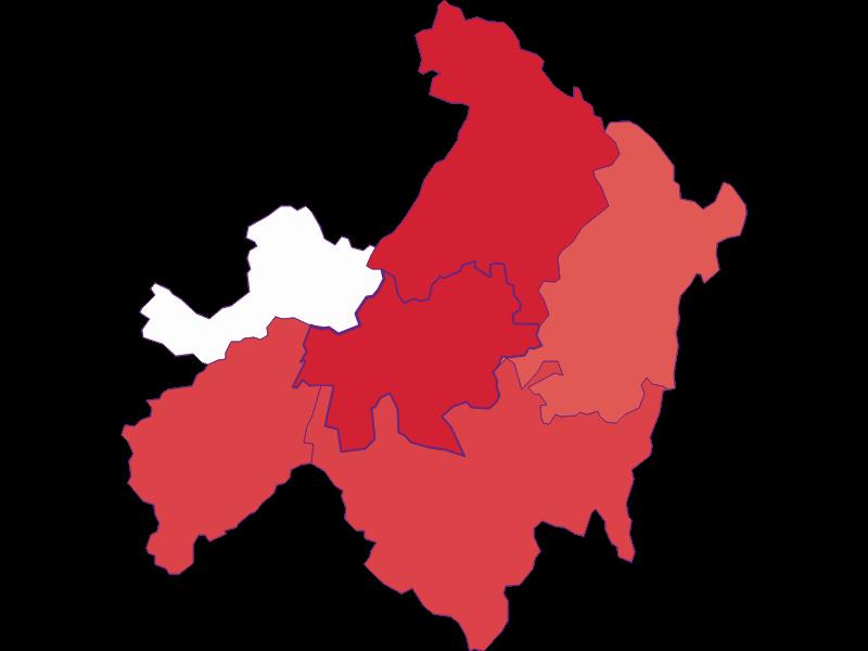 Activity rate in St. Ulrich im Mühlkreis