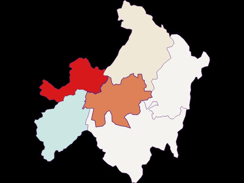 Population development since 2011 in St. Ulrich im Mühlkreis