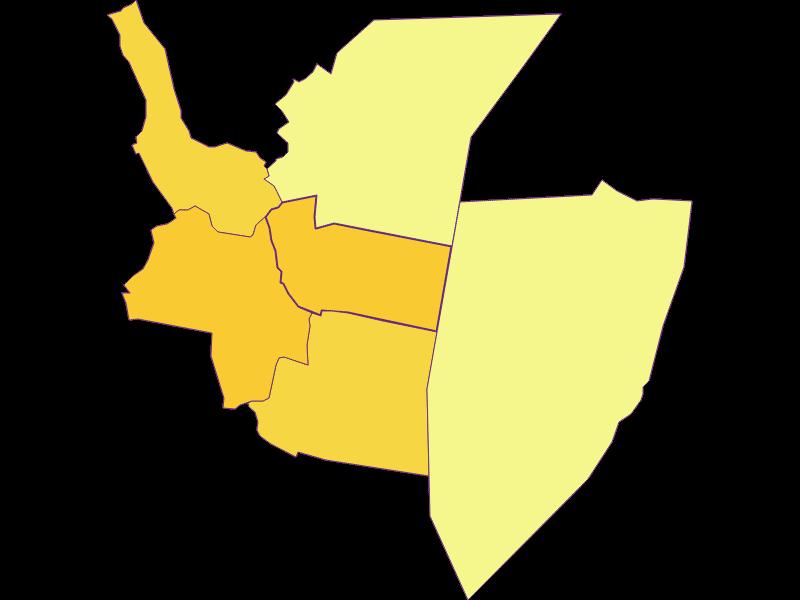 Population density in Rust