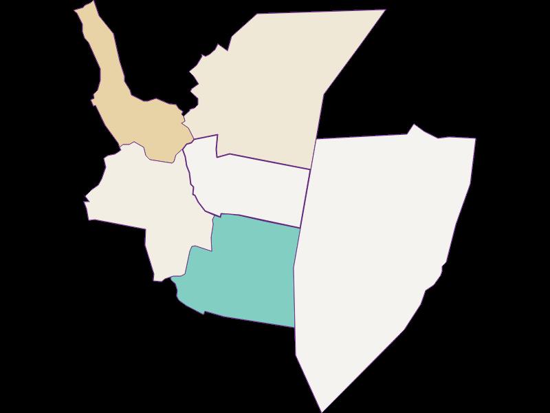 Population development since 1869 in Rust