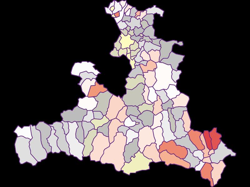 Landwirte (Bundesland-Vergleich) | Salzburg