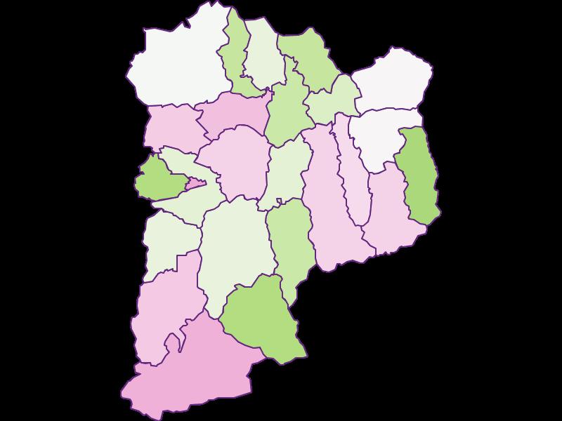 Заселенность в Sankt Johann im Pongau