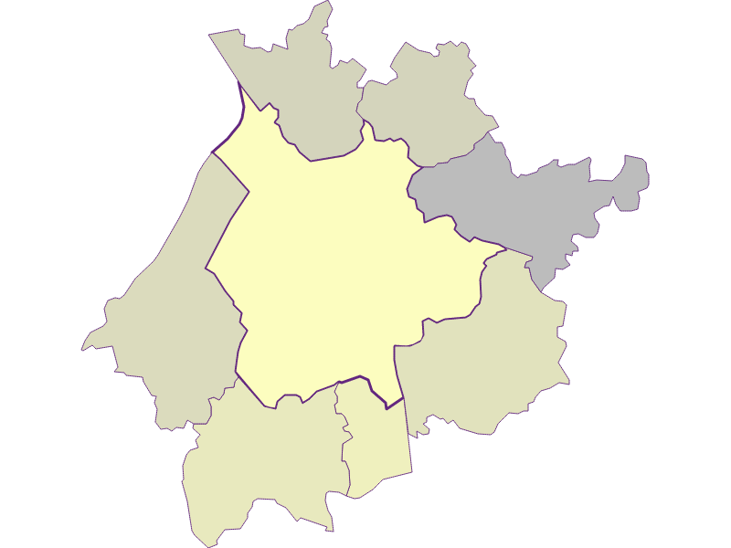 Farmers (comparison to federal state) in Salzburg