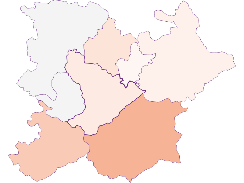 Activity rate in Altlengbach