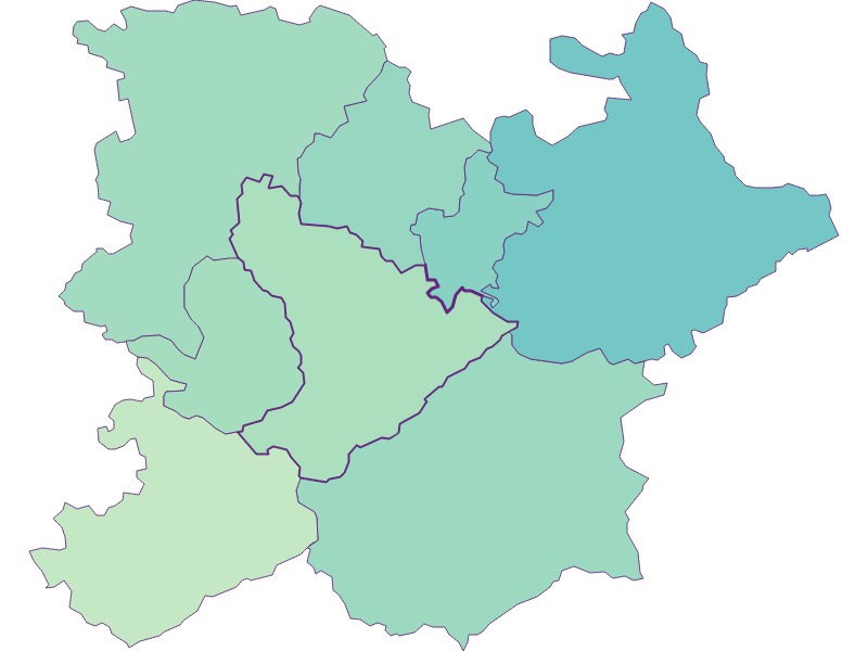 Share of foreigners in Altlengbach