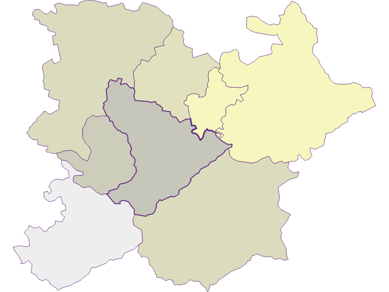 Farmers (comparison to federal state) in Altlengbach