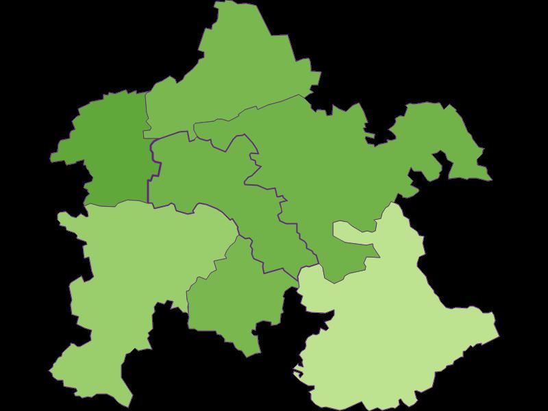 Settlement in Asperhofen