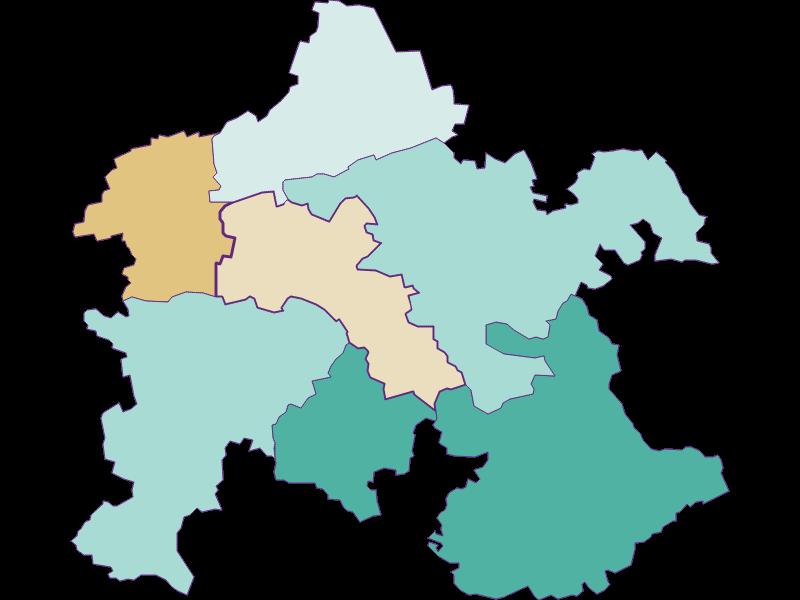 Population development since 1900 in Asperhofen