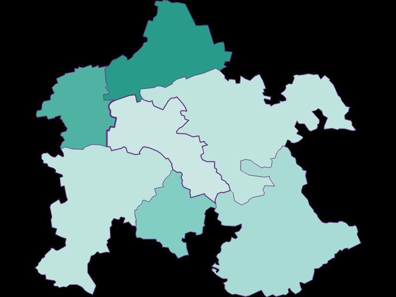 Population development since 2011 in Asperhofen