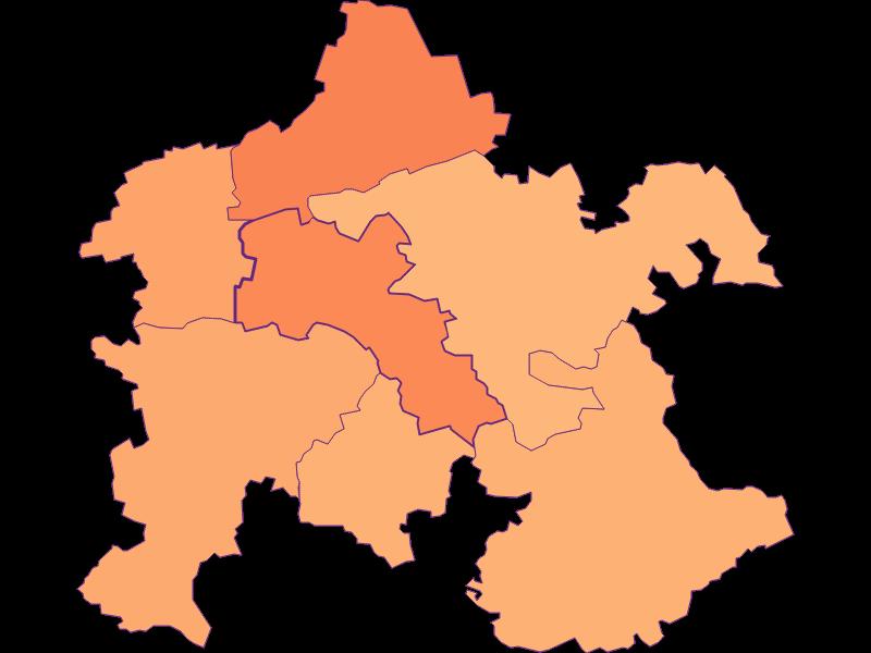 Household size in Asperhofen